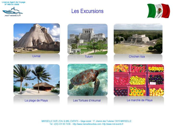 Demandez le programme … Mexique 2014