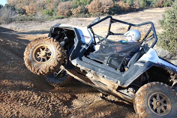 Raid RZR Corse 2015